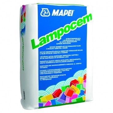Cement montażowy Mapei Lampocem 25 kg