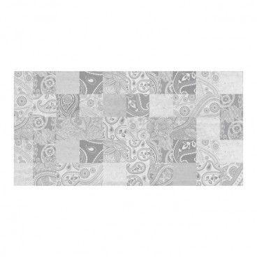Dekor Augusto 30 x 60 cm grigio orient
