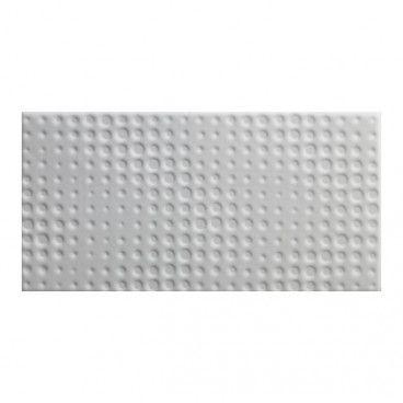 Dekor Opp Hollow Ceramstic 30 x 60 cm biały