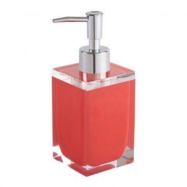 Dozownik do mydła Capraia czerwony