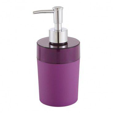 Dozownik do mydła Doumia fioletowy