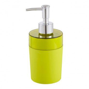 Dozownik do mydła Doumia zielony