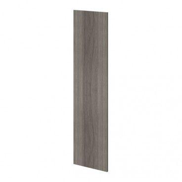 Drzwi do korpusu 37,5 x 150 cm GoodHome Atomia dąb szary