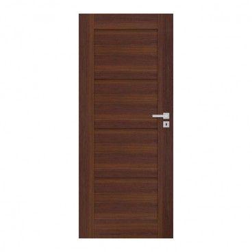 Drzwi pełne Connemara 90 lewe orzech north