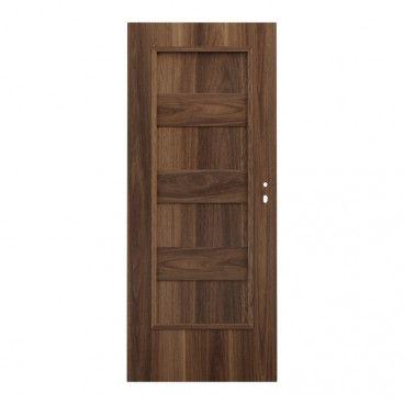 Drzwi pełne Kastel 60 lewe orzech ambasador