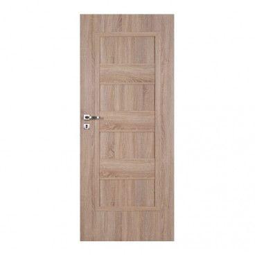 Drzwi pełne Kastel 90 prawe dąb sonoma