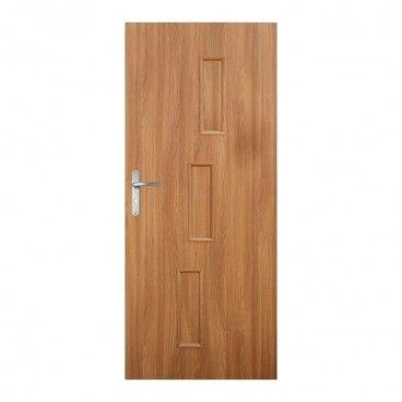 Drzwi pełne Roma 80 prawe akacja