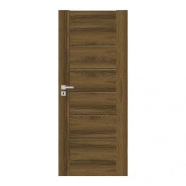 Drzwi pełne Toreno 80 prawe orzech premium