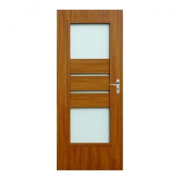 Drzwi pokojowe Ceres 90 lewe akacja