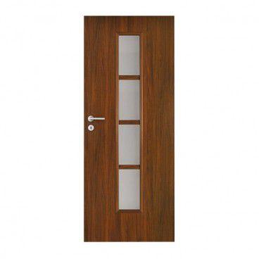 Drzwi pokojowe Olga 70 prawe orzech