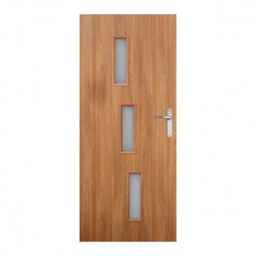 Drzwi pokojowe Roma 80 lewe akacja