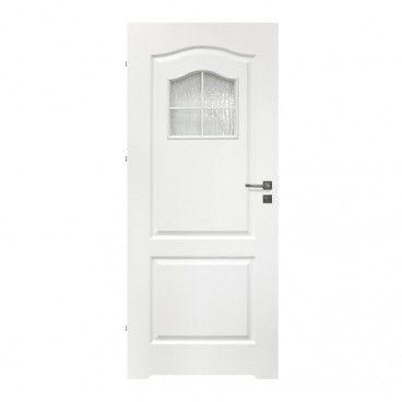 Drzwi z podcięciem Archi 80 lewe białe