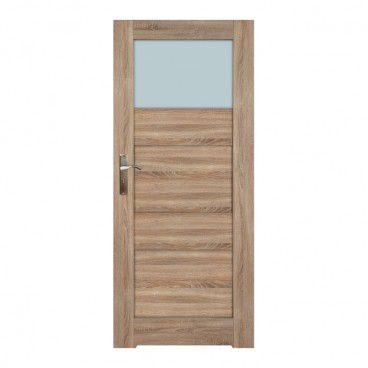 Drzwi z podcięciem Everhouse Tre 70 prawe dąb sonoma