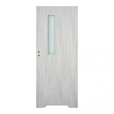 Drzwi z podcięciem Exmoor 70 prawe dąb silver
