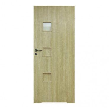 Drzwi z podcięciem Lugano 60 prawe dąb sonoma