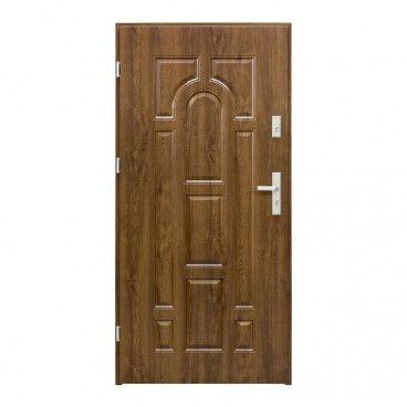 Drzwi zewnętrzne Splendoor Rubin 80 lewe orzech