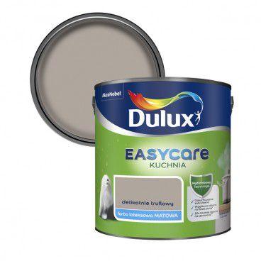 Farba Dulux EasyCare Kuchnia delikatnie truflowy 2,5 l