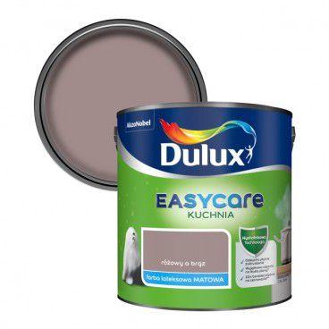 Farba Dulux EasyCare Kuchnia różowy a brąz 2,5 l