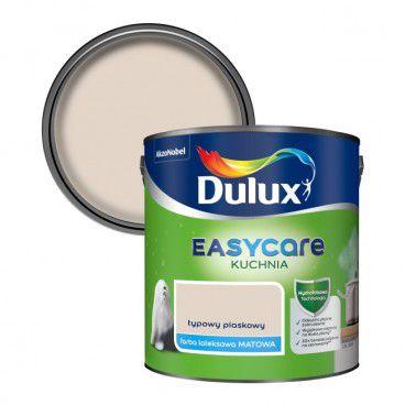 Farba Dulux EasyCare Kuchnia typowy piaskowy 2,5 l