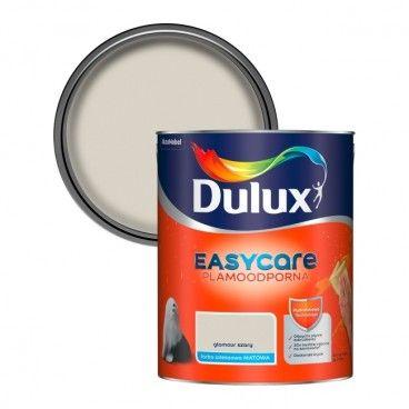 Farba Dulux EasyCare glamour szary 5 l