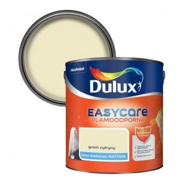 Farba Dulux EasyCare gram cytryny 2,5 l