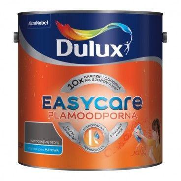 Farba Dulux EasyCare najmocniejszy szary 2,5 l