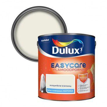 Farba Dulux EasyCare oczywiście kremowy 2,5 l