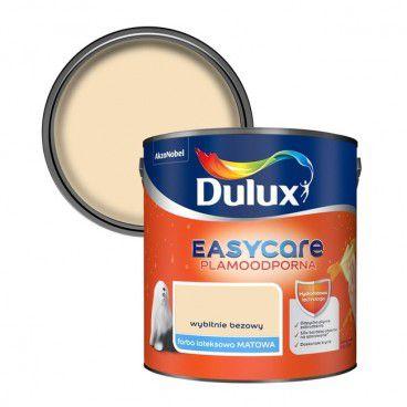 Farba Dulux EasyCare wybitnie beżowy 2,5 l