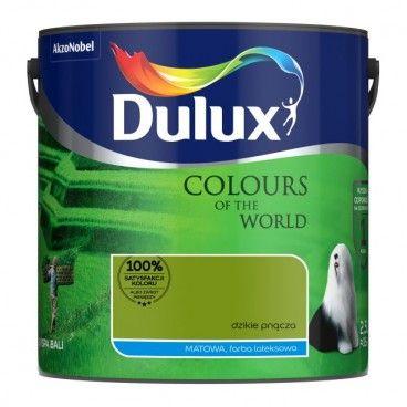 Farba Dulux Kolory Świata dzikie pnącza 2,5 l
