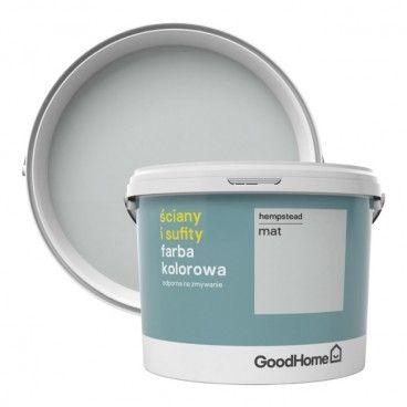Farba GoodHome Ściany i Sufity hempstead 2,5 l
