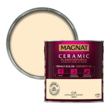 Farba Magnat Ceramic gwiezdny kwarc 2,5 l
