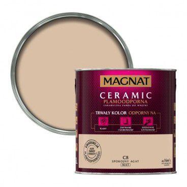 Farba Magnat Ceramic spokojny agat 2,5 l