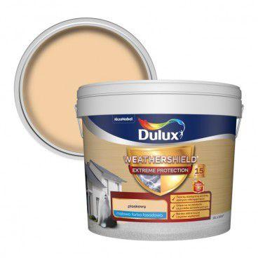 Farba elewacyjna Dulux Extreme piaskowy 10 l
