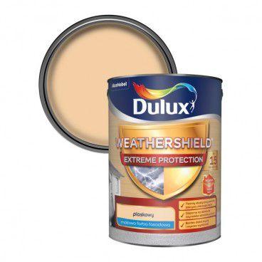 Farba elewacyjna Dulux Extreme piaskowy 5 l