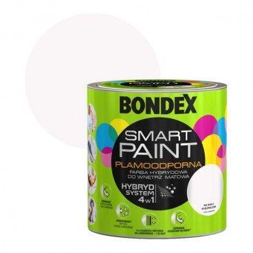 Farba hybrydowa Bondex Smart Paint na balu księżniczek 2,5 l
