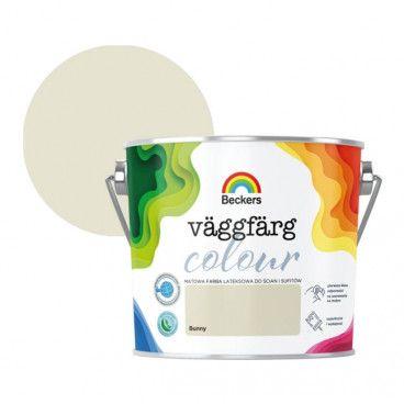 Farba lateksowa Beckers Vaggfarg Colour bunny 2,5 l