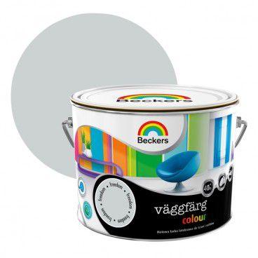 Farba lateksowa Beckers Vaggfarg Colour freedom 2,5 l
