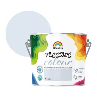 Farba lateksowa Beckers Vaggfarg Colour freedom 2,5 l