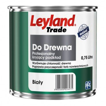 Farba podkładowa Leyland do drewna 0,75 l