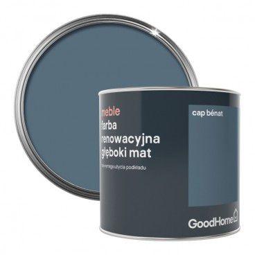 Farba renowacyjna GoodHome Meble cap benat mat 0,5 l