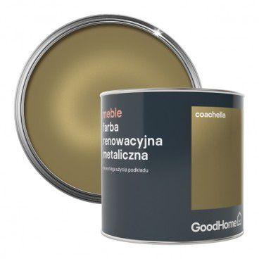 Farba renowacyjna GoodHome Meble coachell metal 0,5 l