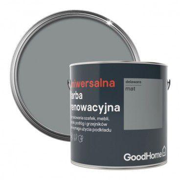 Farba renowacyjna uniwersalna GoodHome delaware mat 2 l