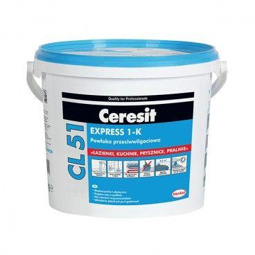 Folia izolacyjna w płynie Ceresit CL 51 5 kg