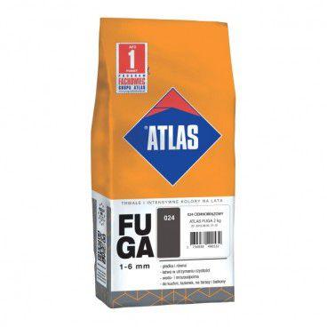 Fuga Atlas 024 ciemny brąz 2 kg