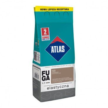 Fuga elastyczna Atlas 123 jasny brąz 2 kg