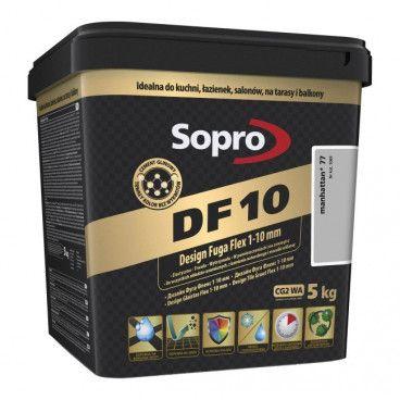 Fuga szeroka Sopro DF10 Manha 77 5 kg
