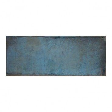Glazura Montblanc 20 x 50 cm niebieska 1,2 m2