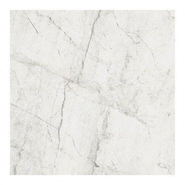 Gres Athena 61 x 61 cm bianco 1,49 m2