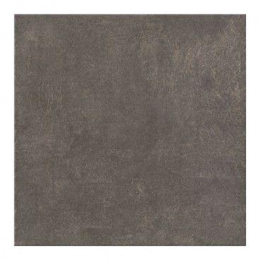 Gres Herber Cersanit 42 x 42 cm ciemny szary 1,41 m2