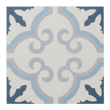 Gres Hydrolic Callis 3 20 x 20 cm niebieski 1 m2